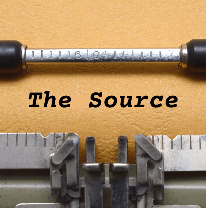 The Source Newsletter Graphic