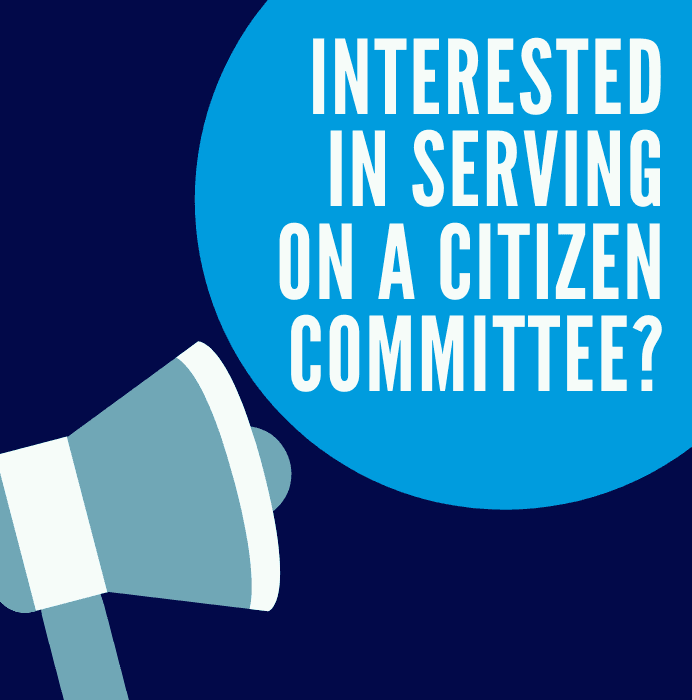 Citizen Committee Openings