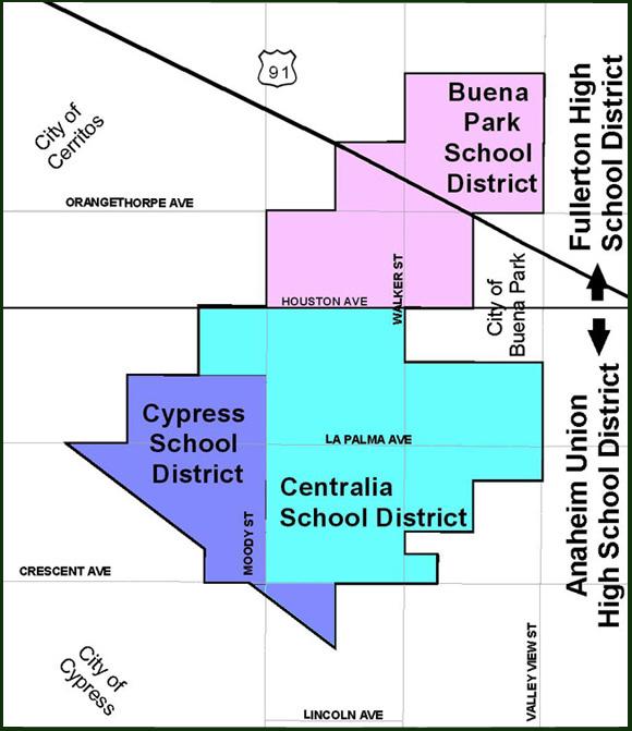 Schools | La Palma, CA - Official Website