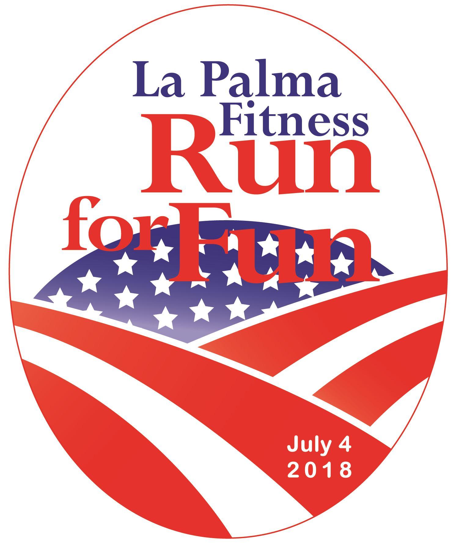 2018 Fitness Run For Fun La Palma Ca Official Website