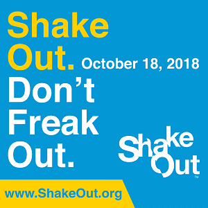 Great Shakeout 2018