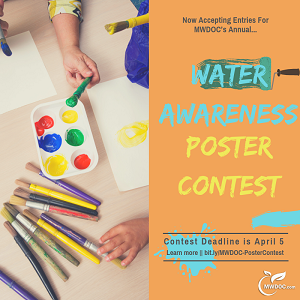 2019 MWDOC WATER AWARENESS POSTER CONTEST