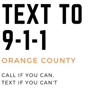 Text to 911