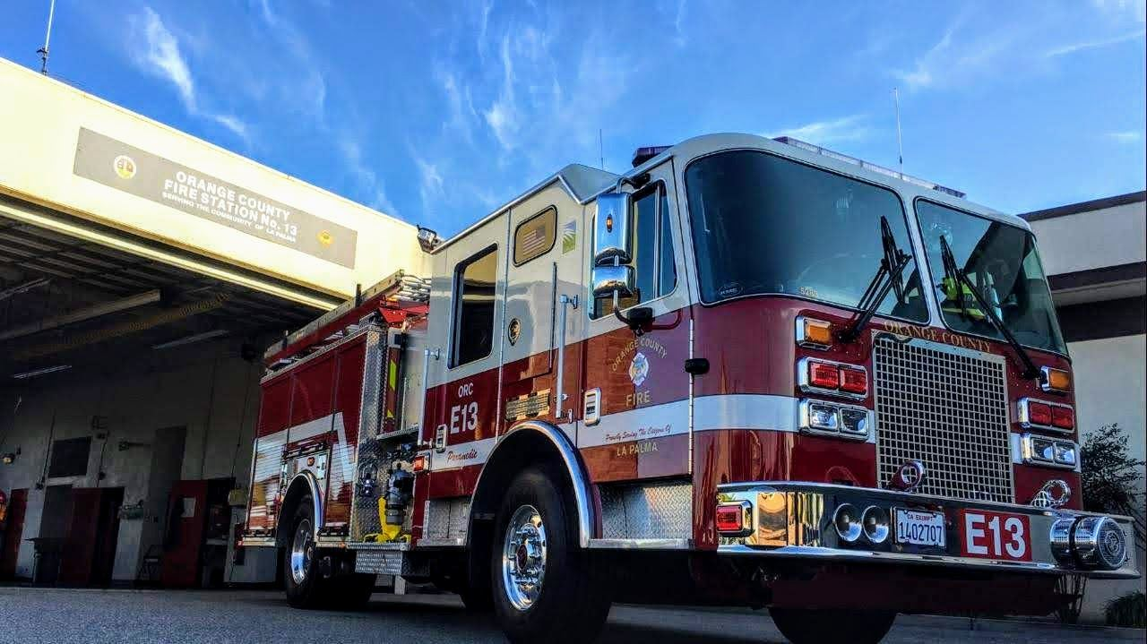 New Fire Engine 13 - 2019 - full size photo